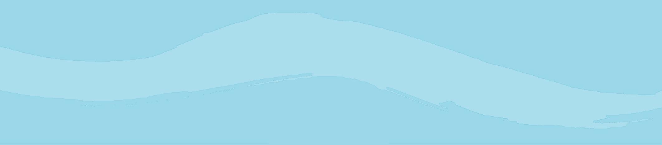 blue swoosh accent image